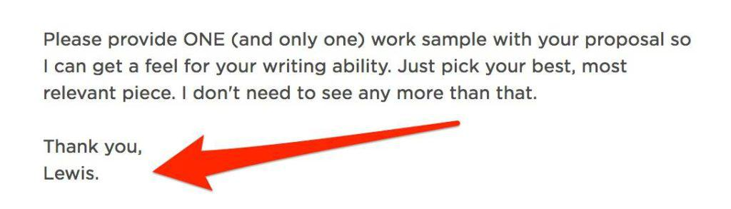 Upwork Proposals A Deep And Thorough Analysis Of A Real Cover Letter